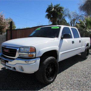 2006 GMC Sierra 1500 HD Crew Cab SOLD!!!