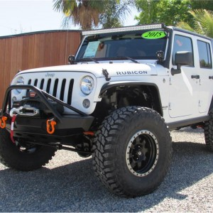 2015 Jeep Wrangler Unlimited Rubicon **SOLD!!!