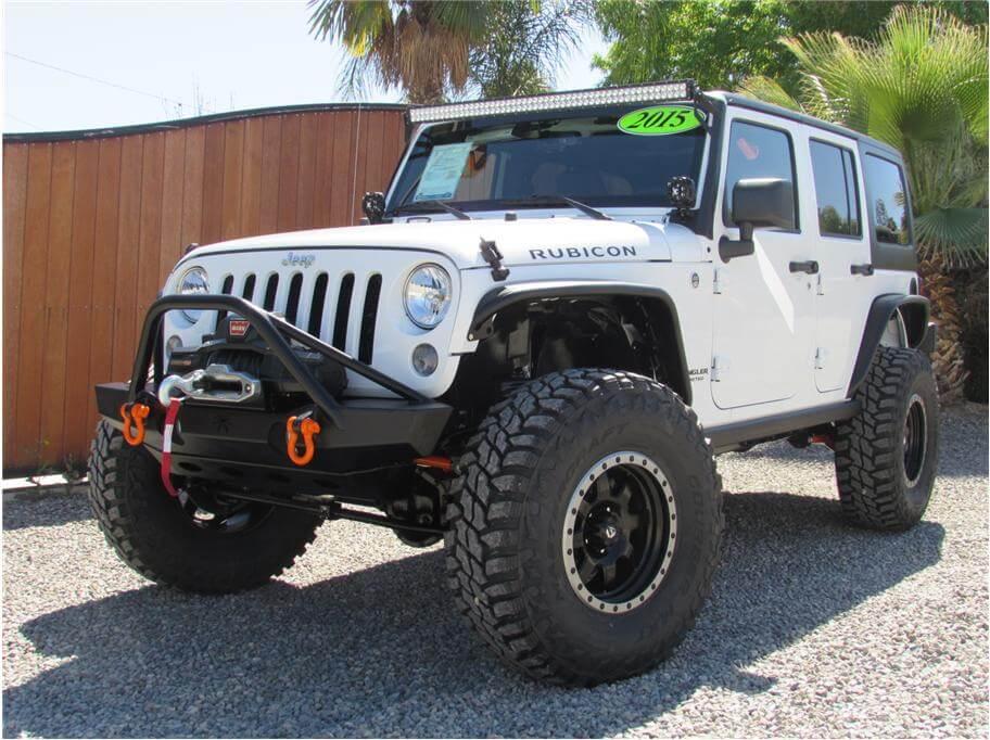 2015 jeep wrangler unlimited rubicon sold. Black Bedroom Furniture Sets. Home Design Ideas