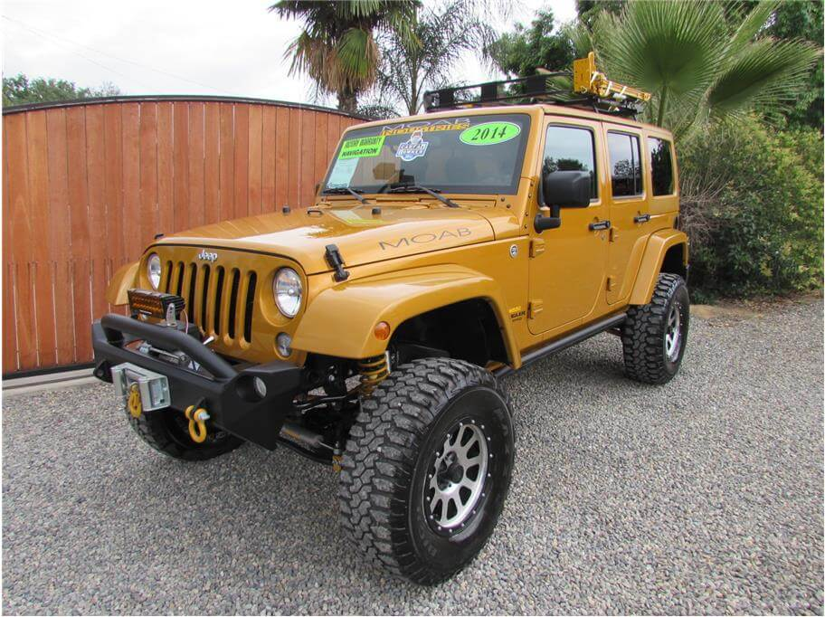 2014 Jeep Wrangler Unlimited Sport SOLD!!!