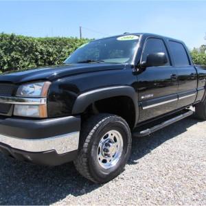SOLD***** 2004 Chevrolet Silverado 2500 HD Crew Cab LS Pickup 4D 6 1/2 ft