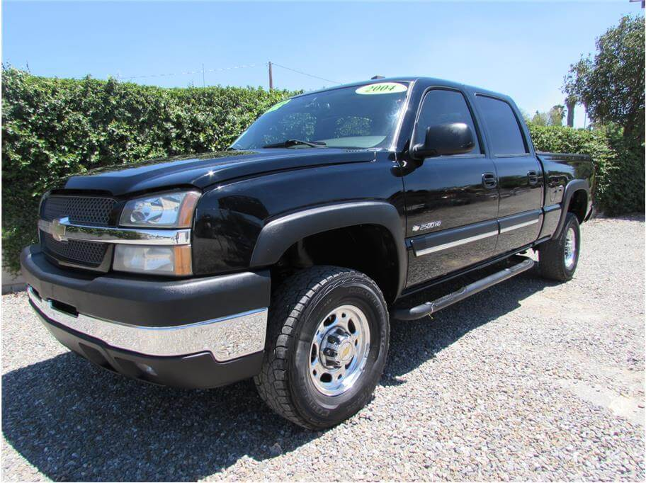SOLD***** 2004 Chevrolet Silverado 2500 HD Crew Cab LS Pickup 4D 6 1/2 ft