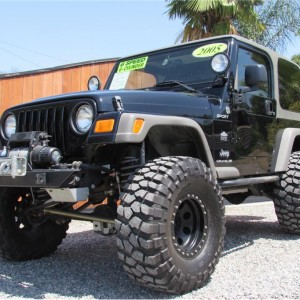 "SOLD***** 2005 Jeep Wrangler Sport"" Sport Utility 2D"""