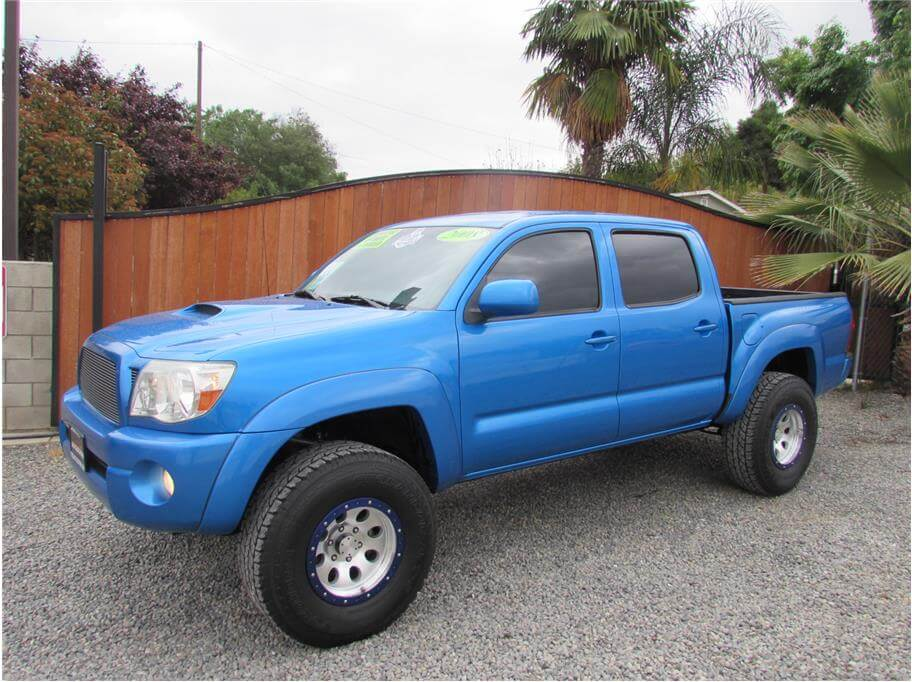 SOLD***** 2008 Toyota Tacoma Double Cab PreRunner Pickup 4D 5 ft