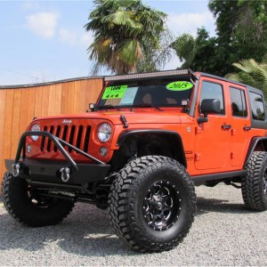 2015 jeep wrangler unlimited sport sold!