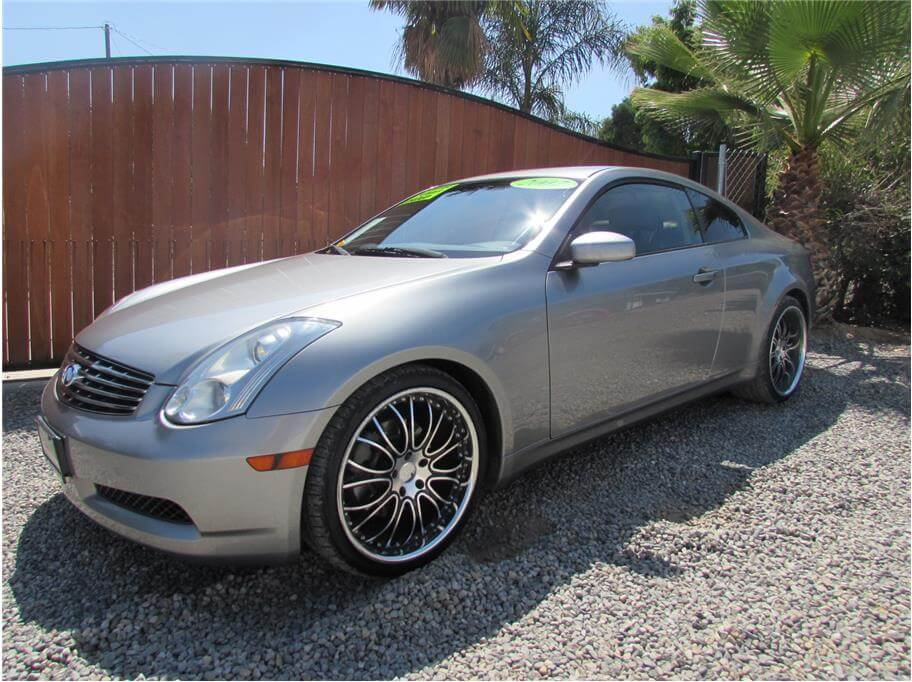 SOLD***** 2007 Infiniti G G35 Coupe 2D
