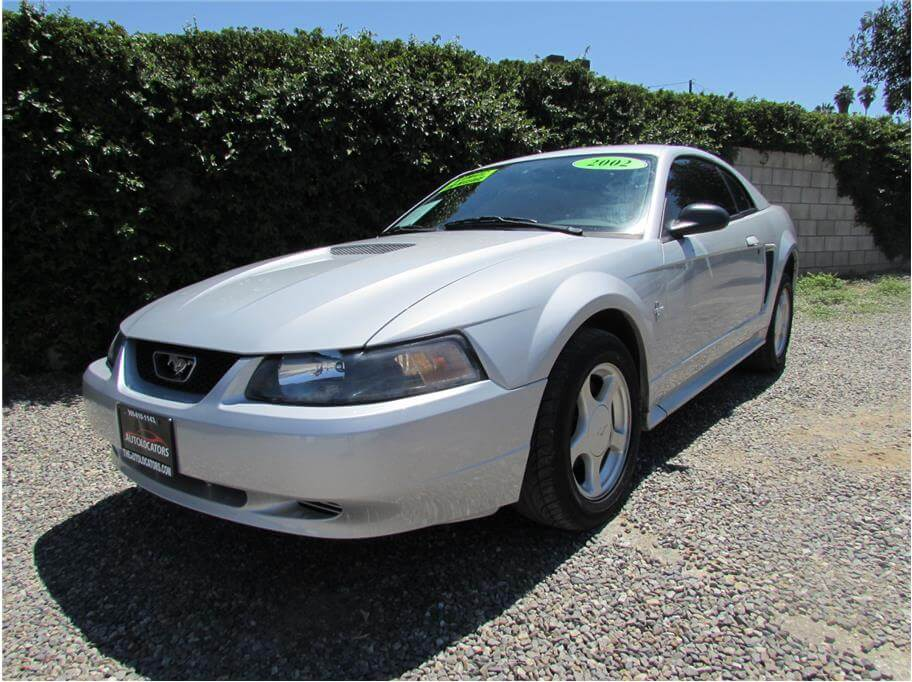 SOLD***** 2002 Ford Mustang Coupe 2D