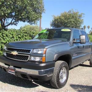 SOLD***** 2007 Chevrolet Silverado (Classic) 2500 HD Crew Cab LT Pickup 4D 6 1/2 ft