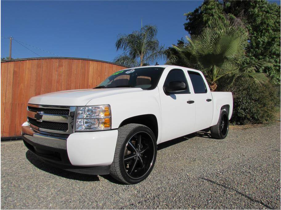 Truck Blue Book >> SOLD***** 2008 Chevrolet Silverado 1500 Crew Cab LT Pickup ...