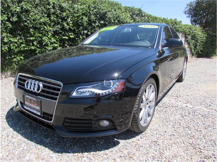 SOLD***** 2010 Audi A4 2.0T Premium Sedan 4D