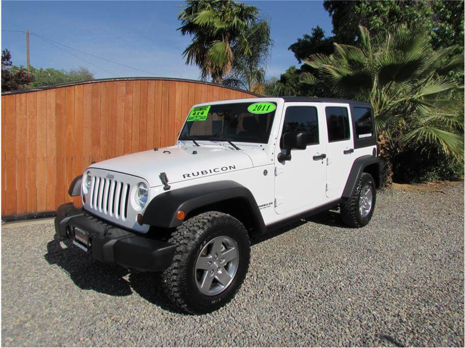 *SOLD***** 2011 Jeep Wrangler Unlimited Rubicon **SOLD!!!