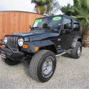 SOLD***** 2004 Jeep Wrangler X Sport Utility 2D