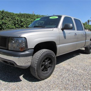 2002 SOLD***** Chevrolet Silverado 1500 HD Crew Cab Short Bed