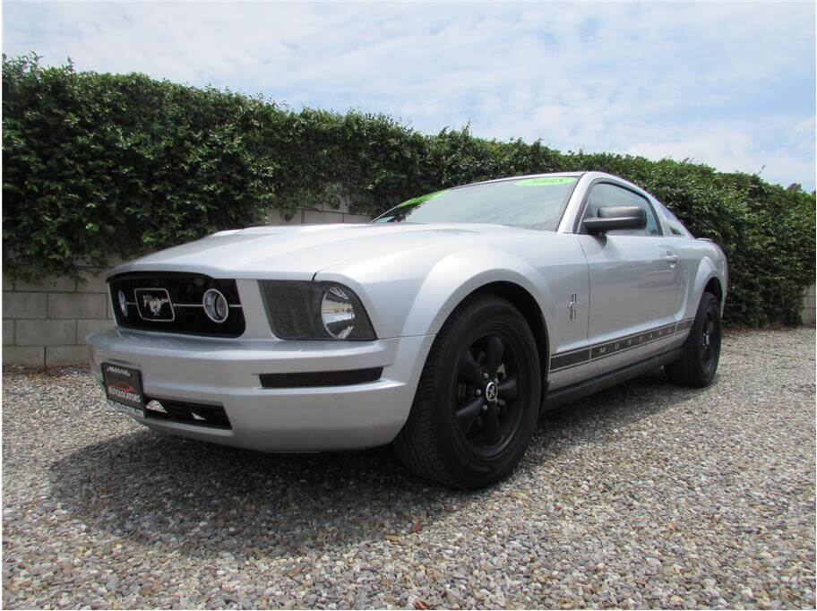 SOLD***** 2008 Ford Mustang Premium Coupe 2D