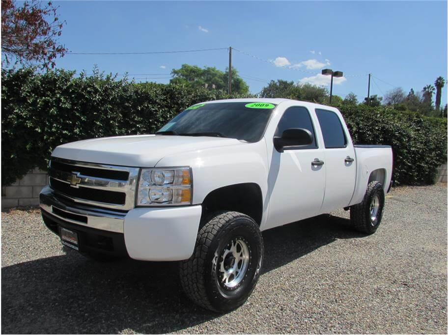 2009 Chevrolet Silverado 1500 Crew Cab LT Pickup 4D 5 3/4 ft SOLD*****