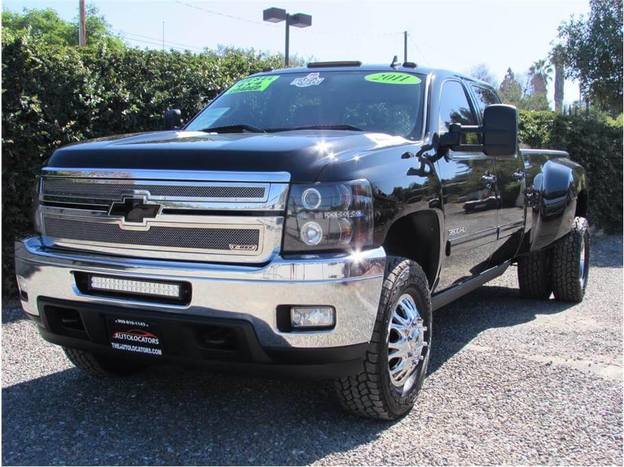 2011 Chevrolet Silverado 3500 HD Crew Cab LTZ SOLD*****