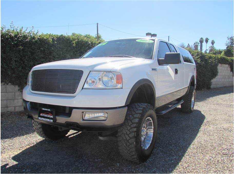 2005 Ford F150 Super Cab FX4 Pickup 4D 6 1/2 ft SOLD*****