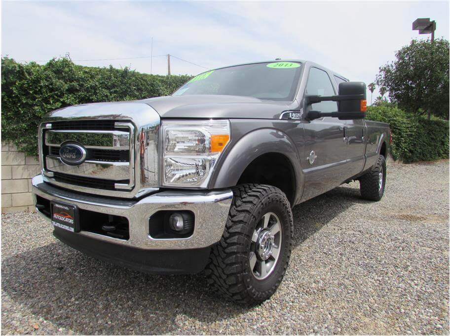 2013 Ford F350 Super Duty Crew Cab Lariat Pickup 4D 8 ft SOLD*****