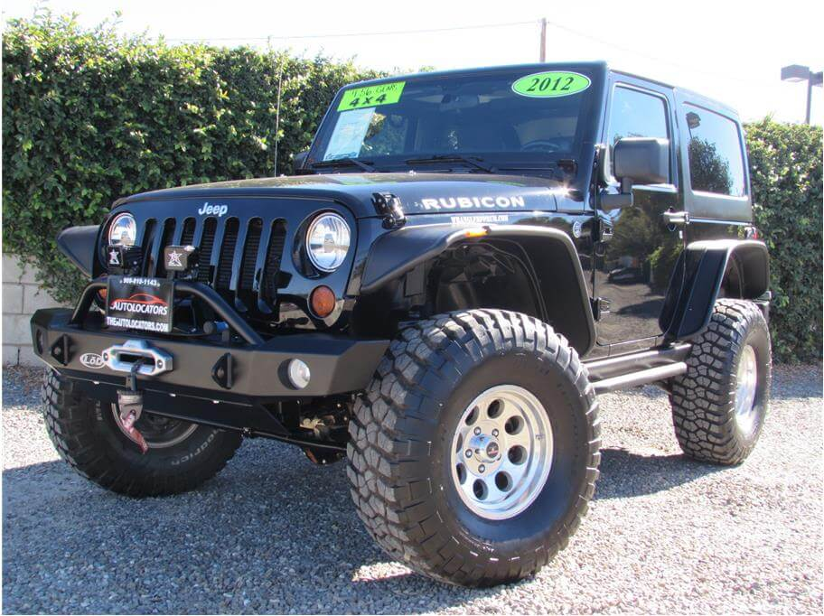 2012 Jeep Wrangler Rubicon SOLD!!!