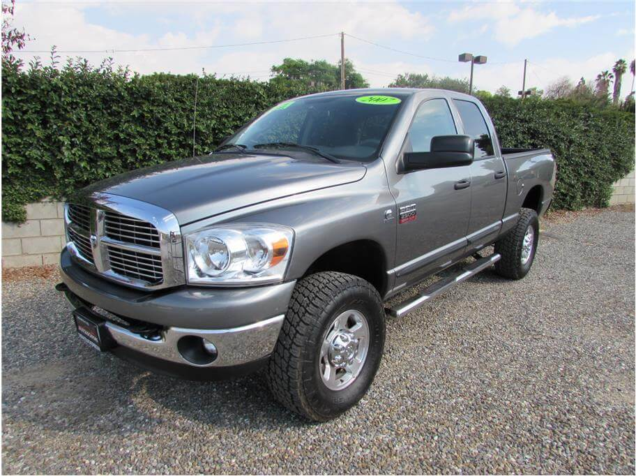 2007 Dodge Ram 2500 Quad Cab SLT SOLD!!