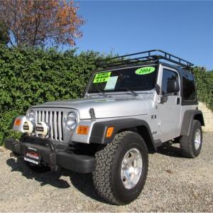 2004 Jeep Wrangler X SOLD!!!