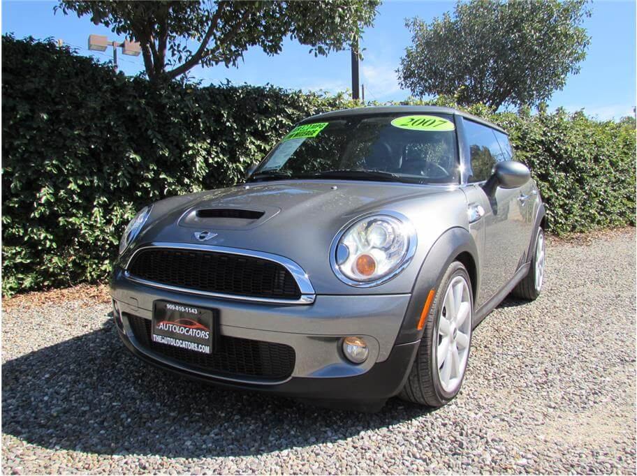 2007 MINI Cooper S Hatchback SOLD!!