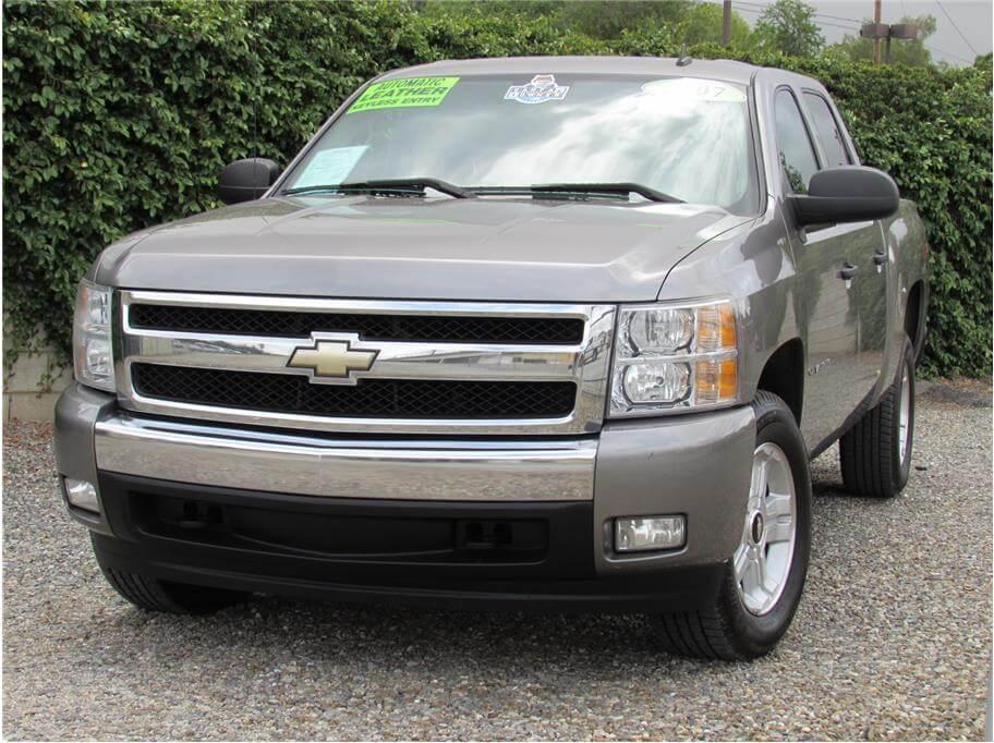 2007 Chevrolet Silverado 1500 SOLD!!!