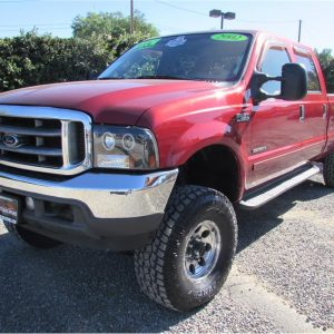 2002 Ford F250 Super Duty Crew Cab SOLD!!!