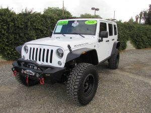 2016 Jeep Wrangler Unlimited Rubicon SOLD!!!