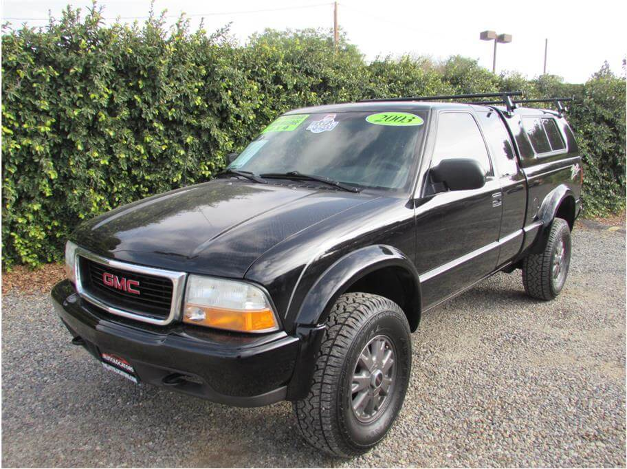 2003 GMC Sonoma Extended Cab SOLD!!!