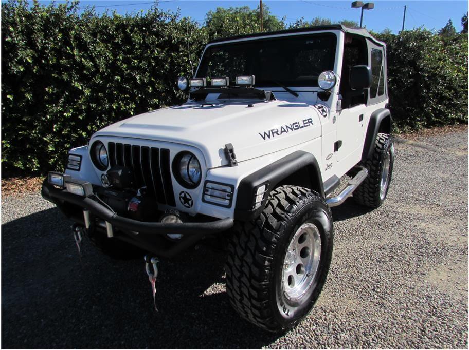 2006 Jeep Wrangler SE SOLD!!!