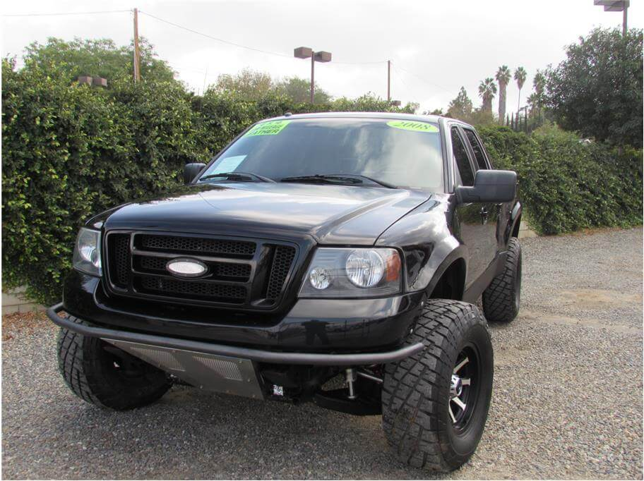 2008 Ford F150 SuperCrew Cab FX4 SOLD!!!