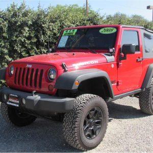 2008 Jeep Wrangler Rubicon SOLD!!