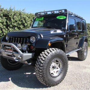 2012 Jeep Wrangler Unlimited Rubicon SOLD!!!