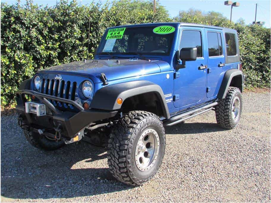2010 Jeep Wrangler Unlimited SOLD!!!