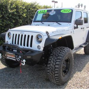 2014 Jeep Wrangler W/ Colormatched Top  SOLD!!