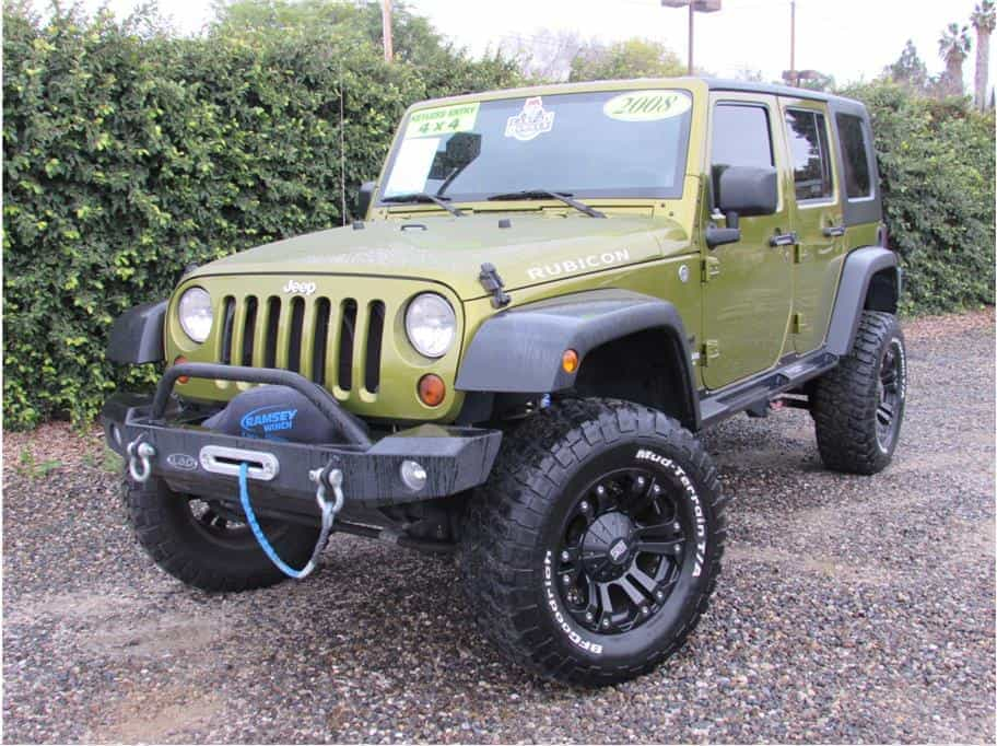2008 Jeep Wrangler Unlimited Rubicon SOLD!!!