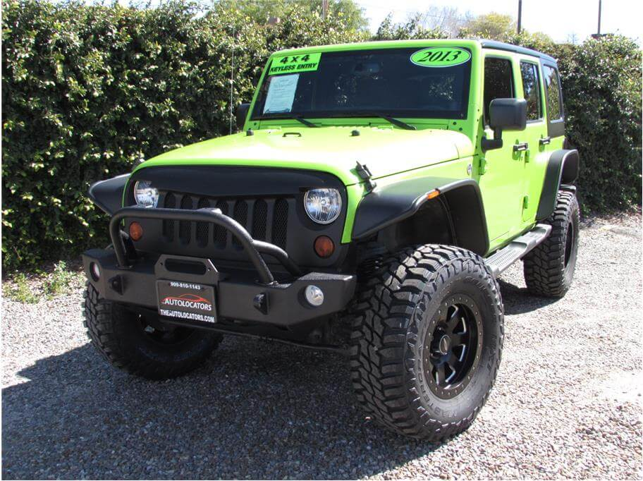 2013 Jeep Wrangler Unlimited SOLD!!!!