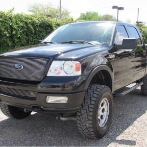 2005 Ford F150 SuperCrew Cab FX4 SOLD!!!