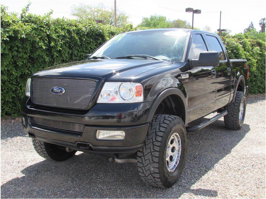 2005 ford f150 supercrew cab fx4 sold. Black Bedroom Furniture Sets. Home Design Ideas