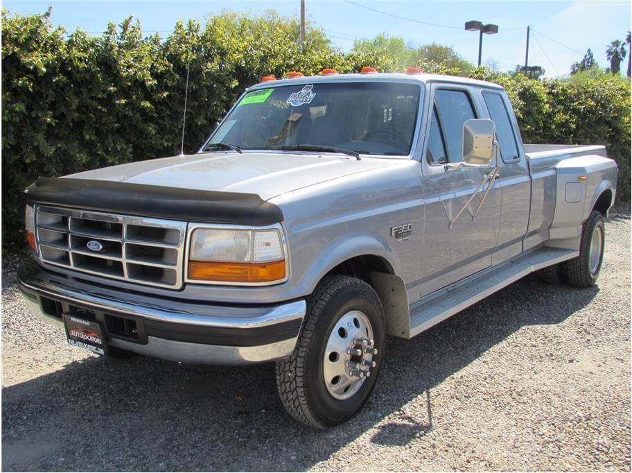 1997 Ford F350 Super Cab SOLD!!!