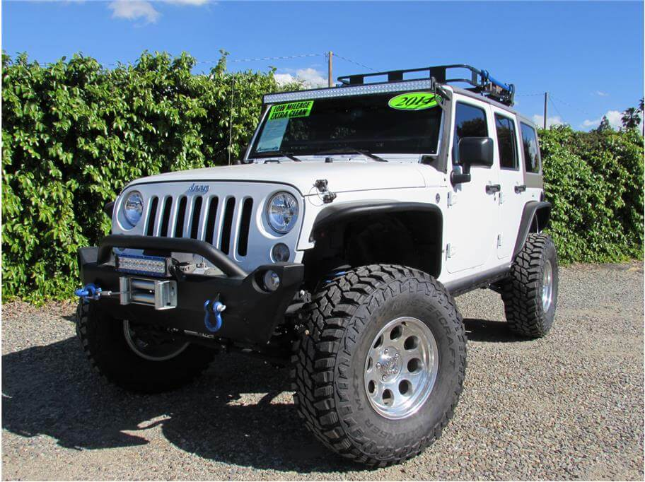 2014 Jeep Wrangler Unlimited SOLD!!!