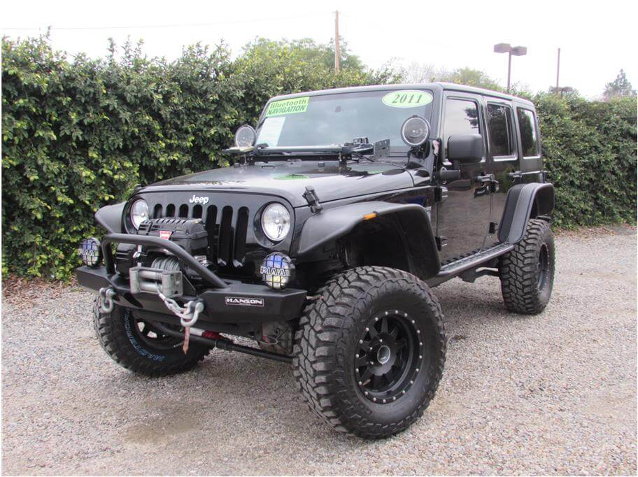 2011 Jeep Wrangler Call of Duty SOLD!!!!