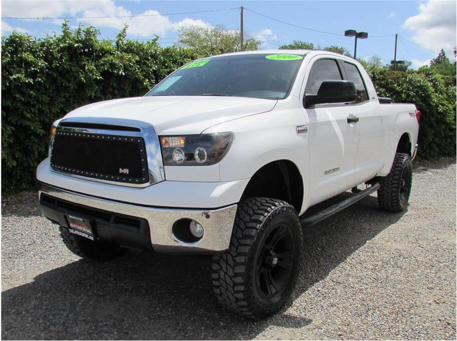 2010 Toyota Tundra Double Cab SOLD!!!