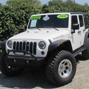 2010 Jeep Wrangler Supercharged SOLD!!!