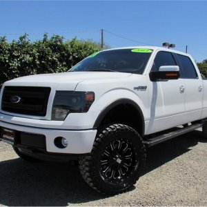 2013 Ford F150 FX4 SOLD!!!