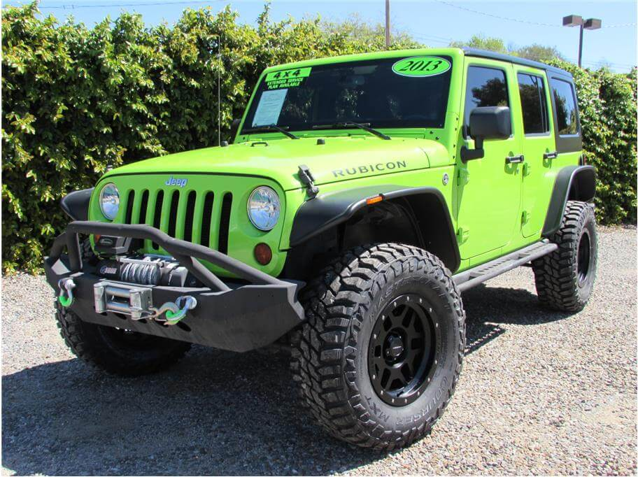 2013 Jeep Wrangler Unlimited Rubicon SOLD!!!