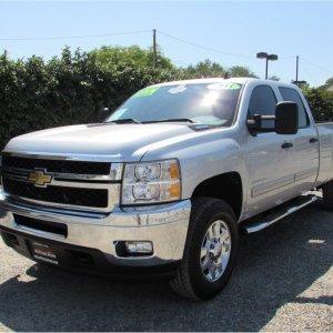 2011 Chevrolet Silverado 3500 HD SOLD!!!