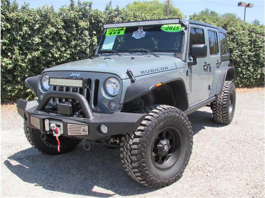 2015 Jeep Wrangler Anvil SOLD!!!
