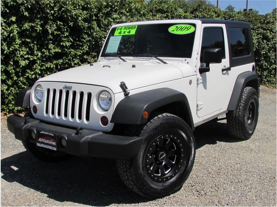 2009 Jeep Wrangler X Sport Utility 2D SOLD!!!